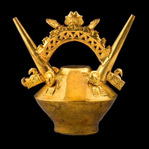 Az Inkák Aranya kiállítás