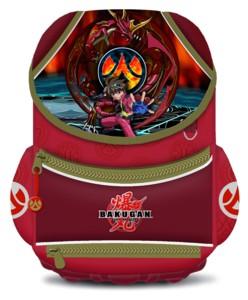 Bakugan anatómiai hátizsák/iskolatáska