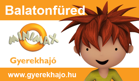 Balatoni Minimax Hajó - Balatonfüred