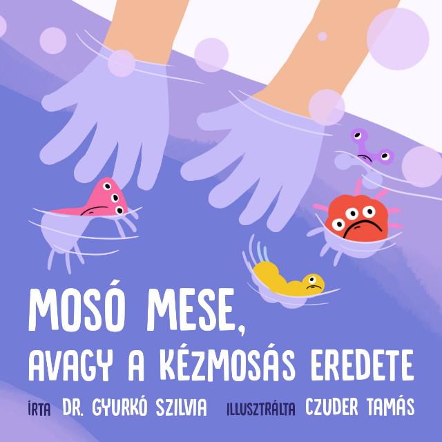 BookR Kids - Mosó mese borító