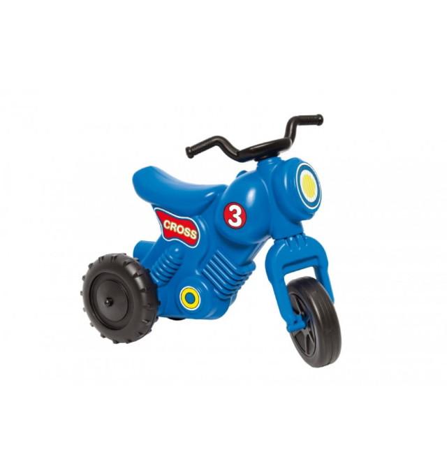 Lebudo Cross 3 motor (kék)