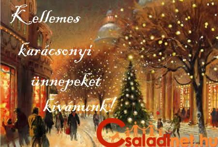 Családinet karácsony