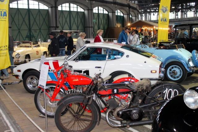 Disznótoros Kolbászfesztivál 2016 - Oldtimer autó és motor kiállítás
