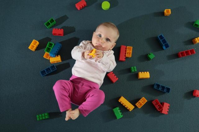 EKO-Játszószőnyeg kisbabáknak