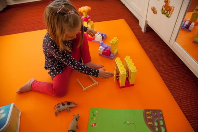 EKO-Játszószőnyeg kisgyerekeknek