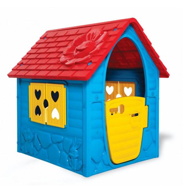 Lebudo első házam játékház