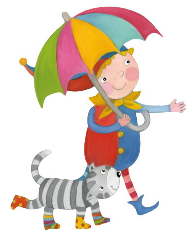 Esernyős Kerekítő Manó