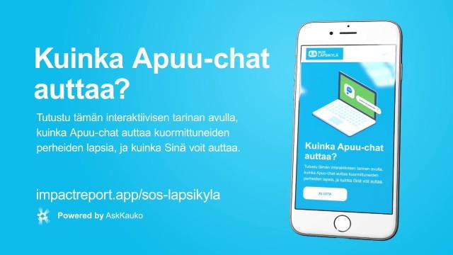 Apuu-chat Finnországban