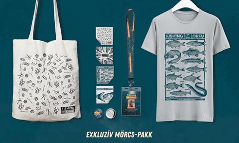 Fishing On Orfű 20 támogatás - Exkluzív mörcs-pakk
