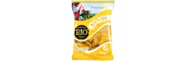 Gluténes kukorica chips