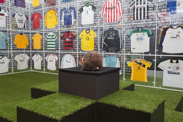 Gooól! - Futball kiállítás a Millnárison