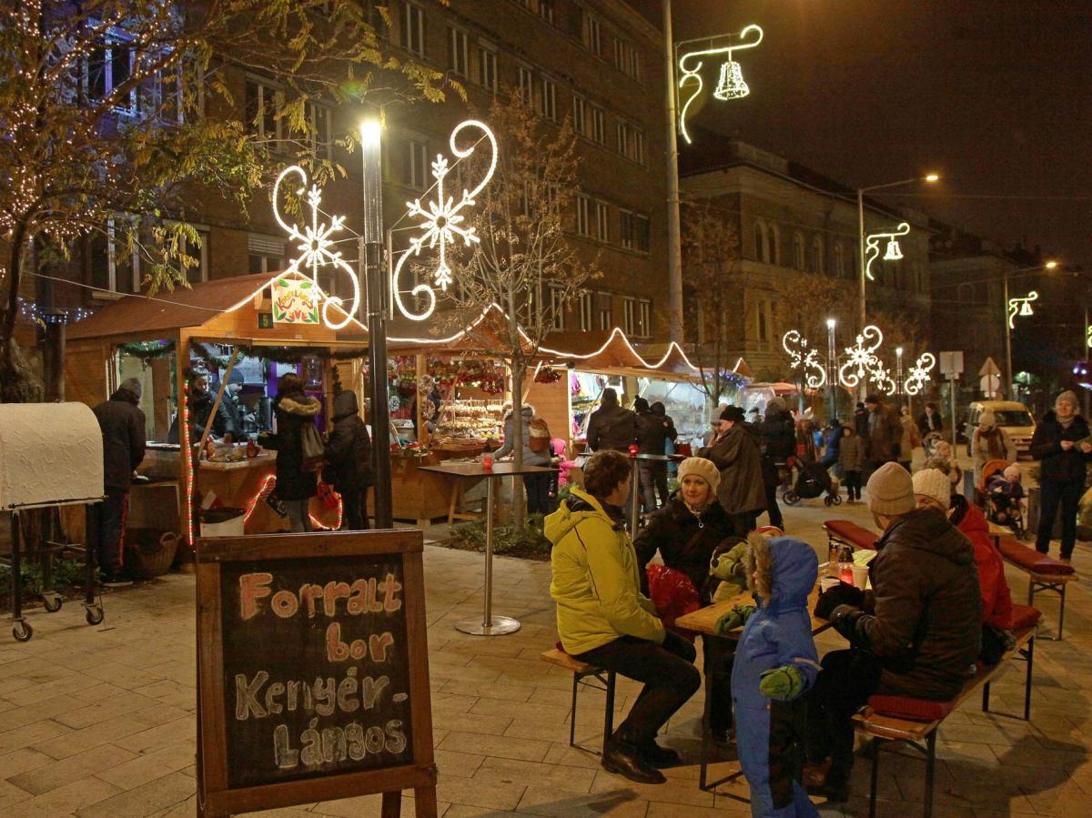 Hegyvidéki Karácsonyi Vásár