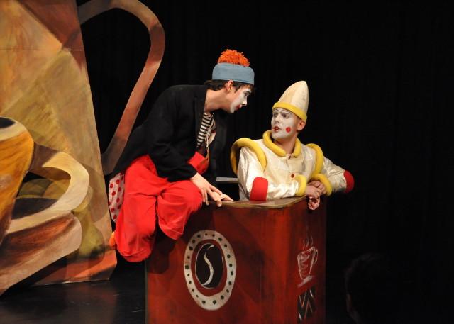 Hoppláda - Városmajori szabadtéri színház