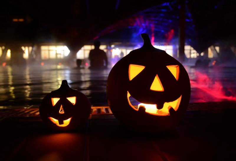 Halloween az Igali Gyógyfürdőben