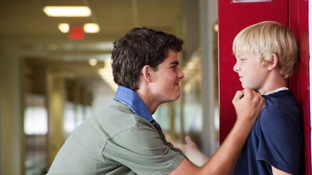 Iskolai erőszak