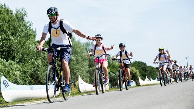 Kerékpáros programok