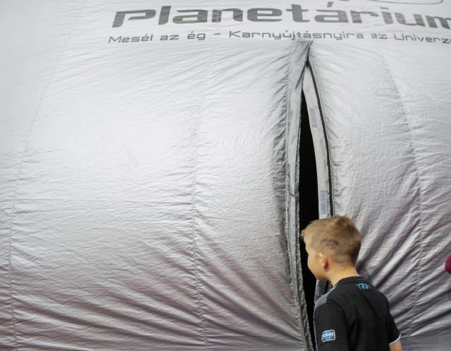 KidExpo 2019 - Planetárium