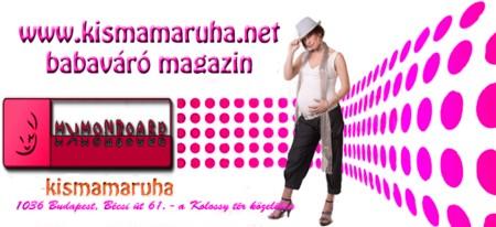 Kismamaruha.net - babaváró magazin