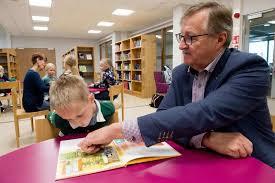 Lukuvaari - Olvasó Nagypapa