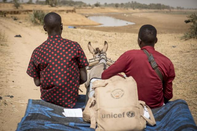 vakcinaszállítás Maliban
