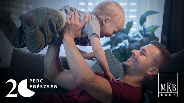 #20percegészség: családdal töltött idő