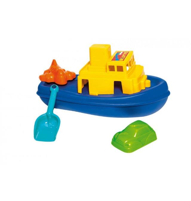 Lebudo hajó formákkal