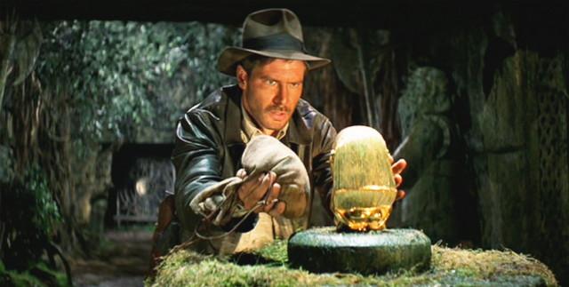 Napuche - Indiana Jones