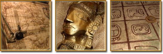 Napuche - Maja napisten aranyszobra