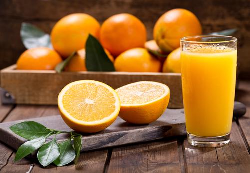100 százalékos gyümölcslé