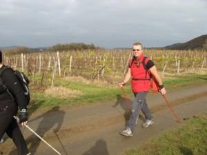 Nordic walking - túrázás