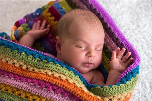 Otthonszülés: csecsemő