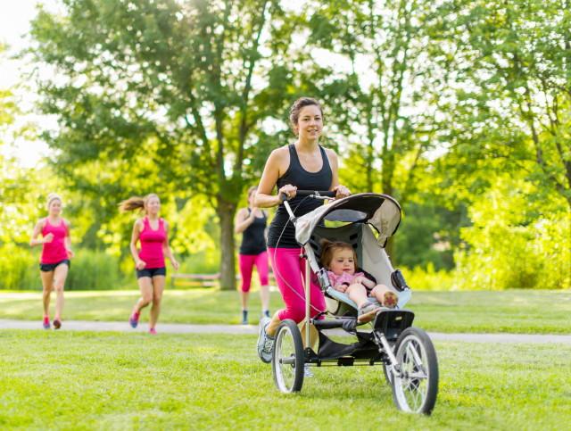 Sport szülés után