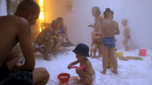 Sport Beach - sóhomok