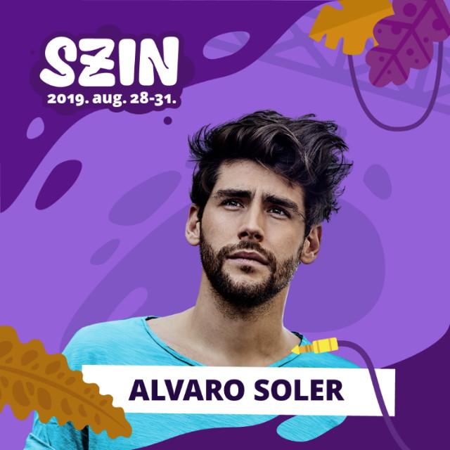 SZIN 2019 - Alvaro Soler