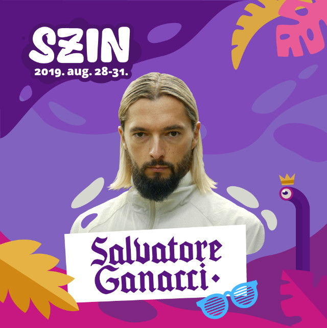 SZIN 2019 - Salvatore Ganacci