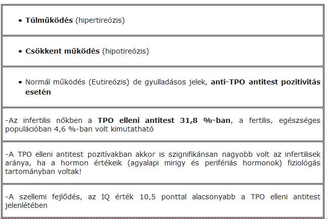 Pajzsmirigy betegségei