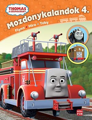 Thomas, a gőzmozdony - Mozdonykalandok 4.