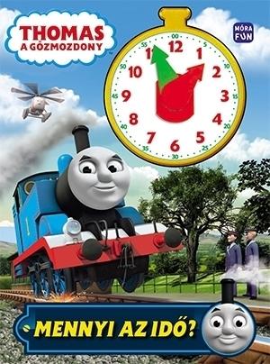 Thomas a gőzmozdony - Mennyi az idő?