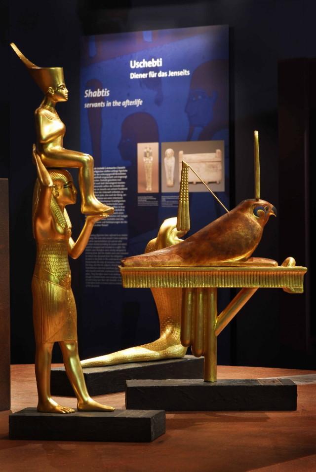 Tutanhamon kiállítás