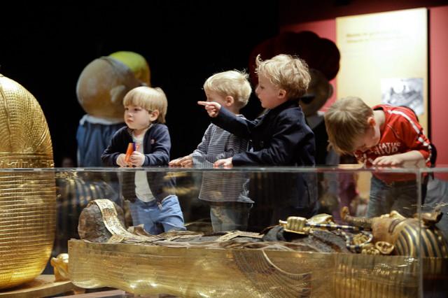Tutanhamon kiállítás - családi kedvezmény