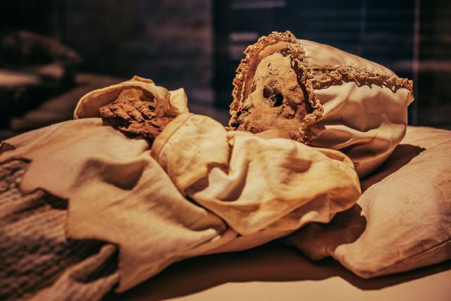A Világ Múmiái Kiállítás - Váci Múmiák