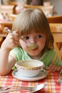 Megfelelő táplálkozás gyerekkorban