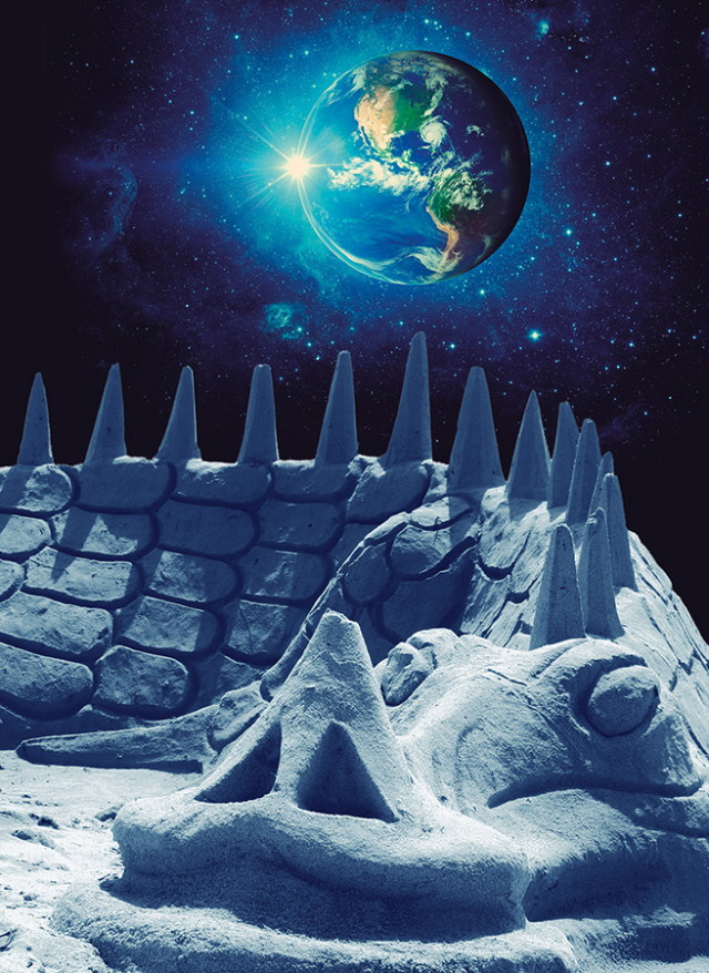 Varázslatos világűr - Űrbéli tájak