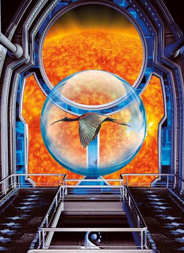Varázslatos világűr - Képzeletbeli űrutazás