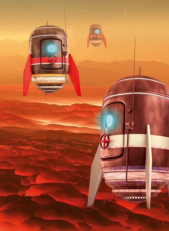 Varázslatos világűr - Játék és fantázia
