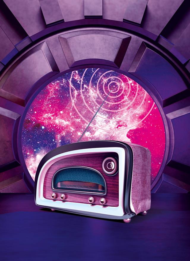 Varázslatos világűr - Kozmikus hangok