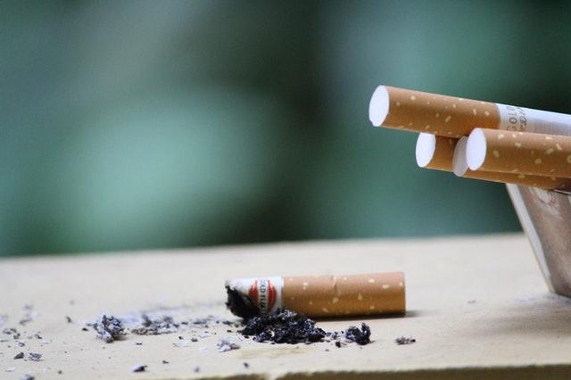 verte a dohányzást