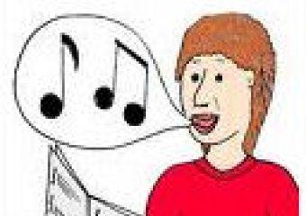 az éneklés látásra gyakorolt hatásáról sikeres nem műtéti látás helyreállítása